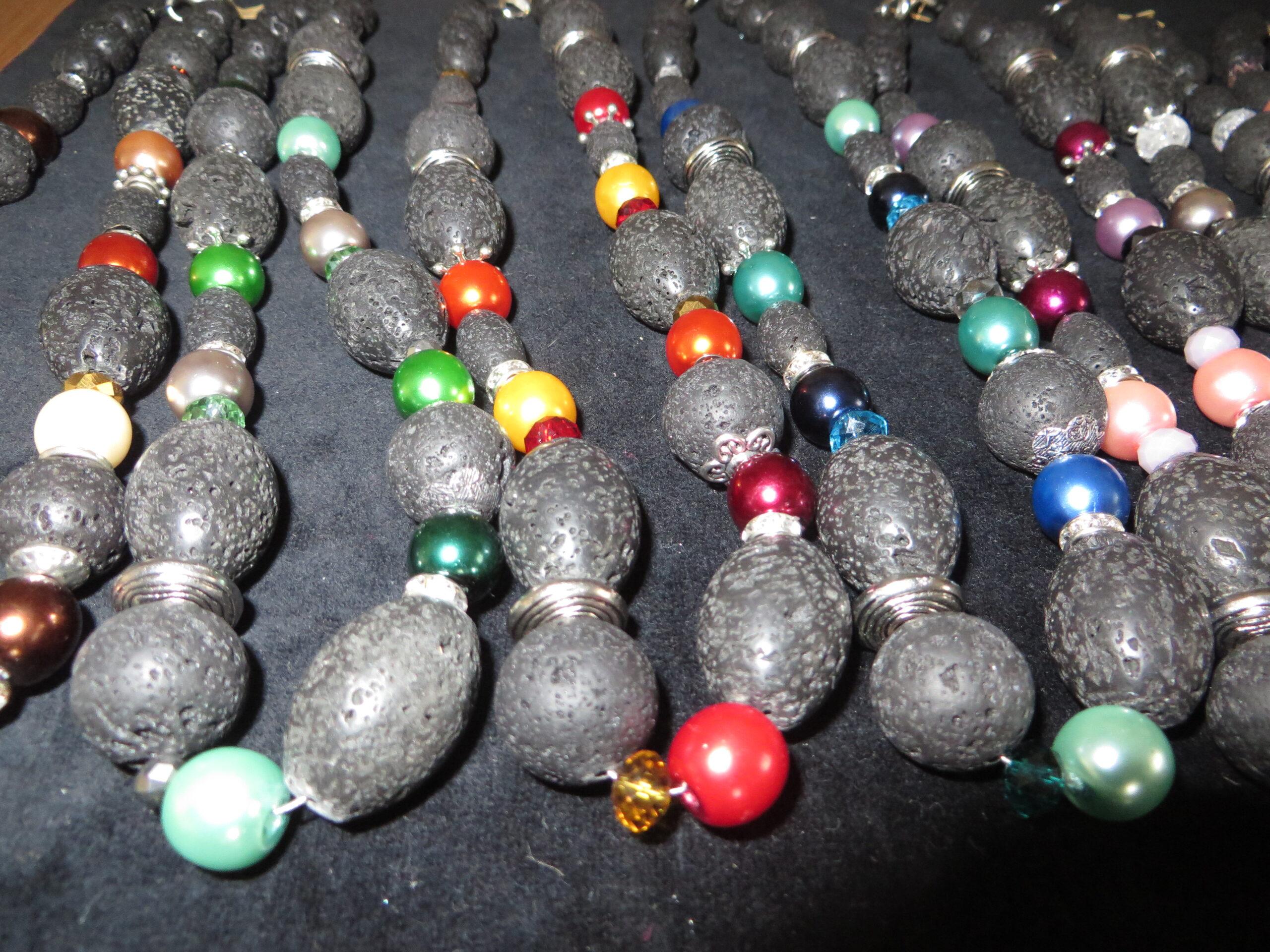 Schmuck und Perlen